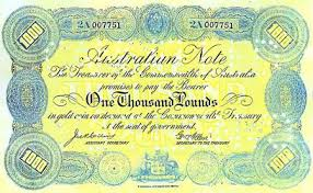 1000 pound note