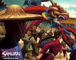 samurai heaven and earth