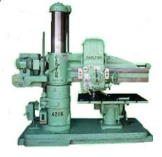 radial arm drill presses
