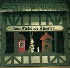 marionette stage