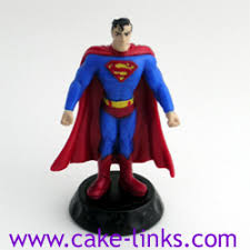 superman cake toppers