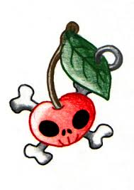 black cherry tattoo