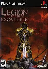 legion the legend of excalibur