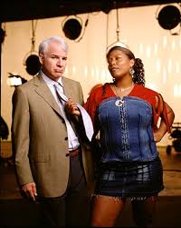 queen latifah steve martin