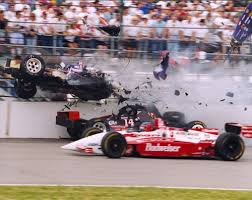Stan Fox Crash - 1995 Indy 500