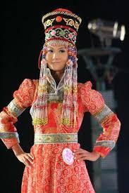 mongolia costume