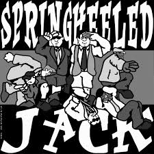 Spring Heeled Jack USA - Pop Song (Green)