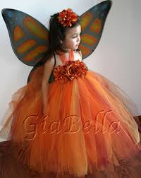 orange tutus