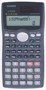 casio calculator fx 991ms