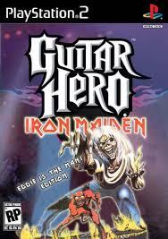 guitar hero iron maiden