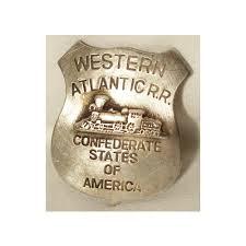 confederate badge
