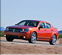 dodge avenger photos