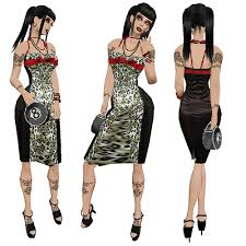rockabilly outfits