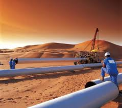 oil and gas pipeline