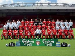 fc liverpool players