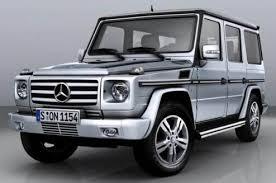 g wagon 2009