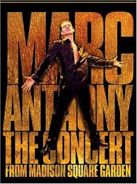 marc anthony dvds