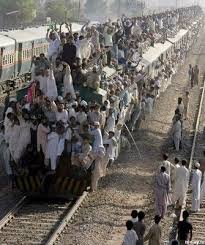 pakistan train