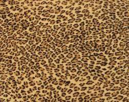 jungle print fabric