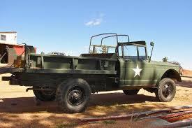 kaiser trucks