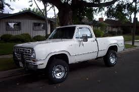 1974 dodge trucks
