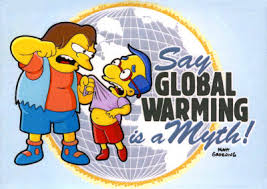 posters for global warming