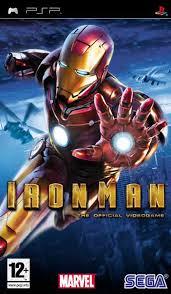 iron man game psp