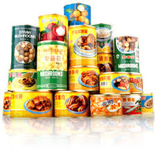 canned food picture