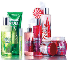 bath and body work products