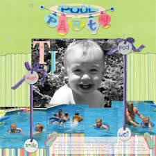 scrapbooking pages ideas