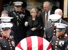 marine funeral