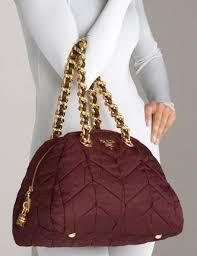 prada quilted bag