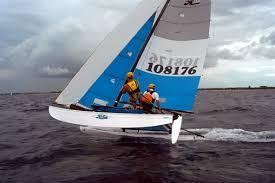 hobie cat sailboats