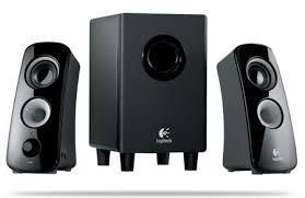 logitech speaker systems
