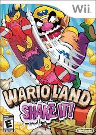 wario land shake it ds