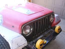 jeep tj grill