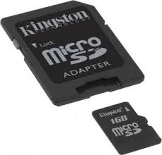 kingston 1gb mini sd