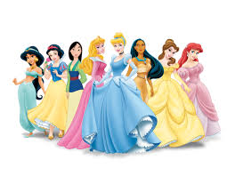 disney princesses logo