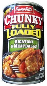 chunky fully loaded