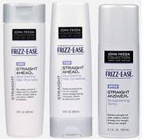 frizz ease shampoo