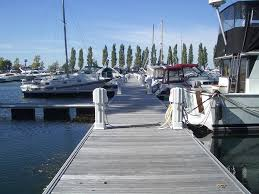 boating dock