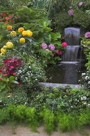 gardening waterfalls