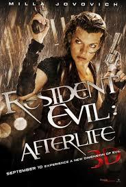 مشاهدة اقوى افلام الرعب والاكشن Resident Evil afterlife 2010 مترجم عربي - اون لاين بدون تحميل