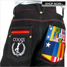 coogi belts