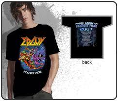 edguy shirts