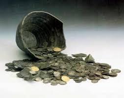 gold roman coins