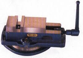 milling machine vice