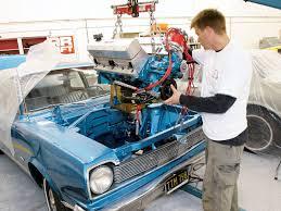 hoist engine