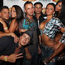 Jersey Shore cast to Italy
