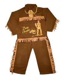 davy crockett outfit